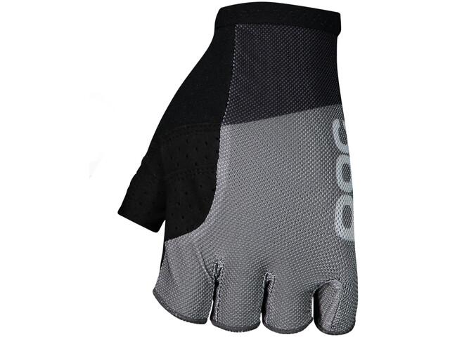 POC Essential Road Rękawiczki krótkie z siateczką, szary